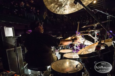 Photography: Suicidal Tendencies, D.R.I., Waking The Dead and In Defence at Mill City Nights (Minneapolis)